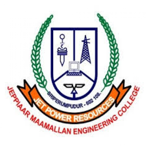 Jeppiaar Maamallan Engineering College - [Jeppiaar Maamallan Engineering College]