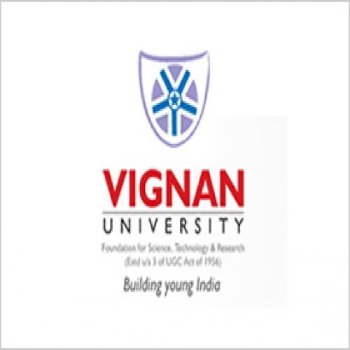 Vignan University,Guntur - [Vignan University,Guntur]