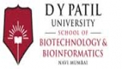 D Y Patil University School of Biotechnology and Bioinformatics - [D Y Patil University School of Biotechnology and Bioinformatics]