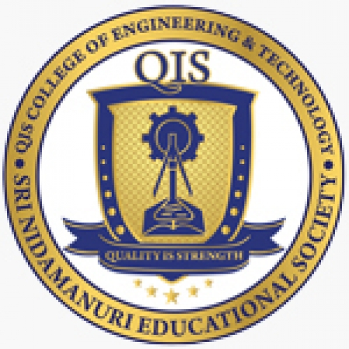 Qis College Of Engineering & Technology - [Qis College Of Engineering & Technology]
