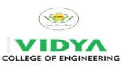 Vidya College of Engineering - [Vidya College of Engineering]