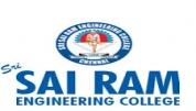 Sri SaiRam Engineering College - [Sri SaiRam Engineering College]