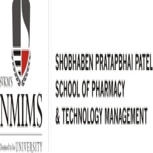 Shobhaben Pratapbhai Patel School Of Pharmacy & Technology Management - [Shobhaben Pratapbhai Patel School Of Pharmacy & Technology Management]
