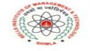 Bells Institute of Management & Technology - [Bells Institute of Management & Technology]
