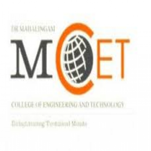 Dr.Mahalingam College Of Engineering And Technology - [Dr.Mahalingam College Of Engineering And Technology]