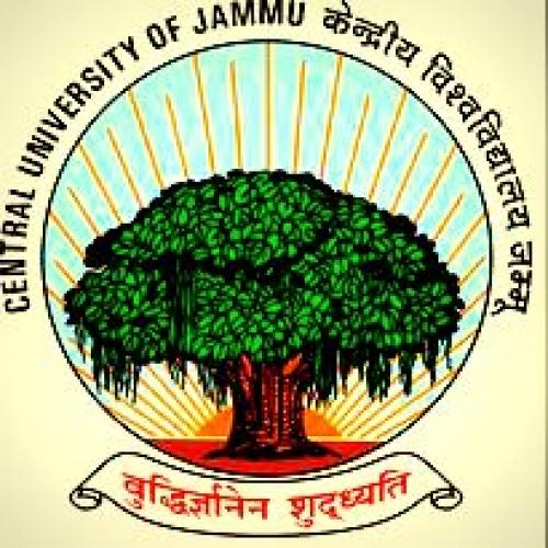 Central University of Jammu,jammu - [Central University of Jammu,jammu]