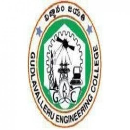 Gudlavalleru Engineering College, Gudlavalleru - [Gudlavalleru Engineering College, Gudlavalleru]