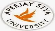 Apeejay Stya University - [Apeejay Stya University]