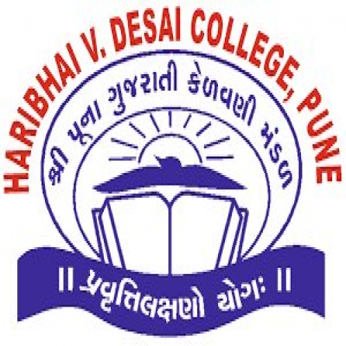 Haribhai V Desai College of Commerce, Arts and Science - [Haribhai V Desai College of Commerce, Arts and Science]
