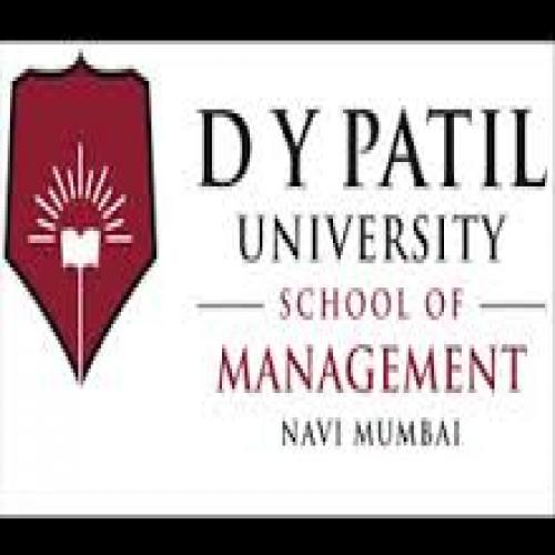 D Y Patil School Of Management - [D Y Patil School Of Management]