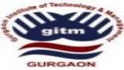Gurgaon Institute of Technology & Management - [Gurgaon Institute of Technology & Management]