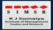 K.J. Somaiya Institute of Management Studies and Research - [K.J. Somaiya Institute of Management Studies and Research]