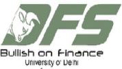 Department of Financial Studies, University of Delhi - [Department of Financial Studies, University of Delhi]