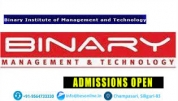 Binary Institute of Management and Technology - [Binary Institute of Management and Technology]