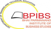 Bhai Parmanand Institute of Business Studies - [Bhai Parmanand Institute of Business Studies]