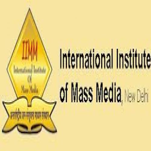 International Institute of Mass Media Delhi - [International Institute of Mass Media Delhi]