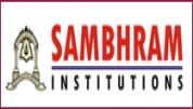 Sambhram Academy of Management Studies - [Sambhram Academy of Management Studies]
