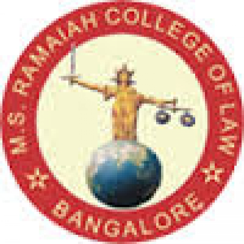 M.S. Ramaiah College Of Law - [M.S. Ramaiah College Of Law]