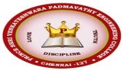 Prince Shri Venkateshwara Padmavathy Engineering College - [Prince Shri Venkateshwara Padmavathy Engineering College]