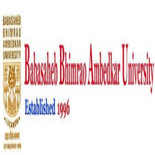 Babasaheb Bhimrao Ambedkar University - [Babasaheb Bhimrao Ambedkar University]