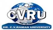 Dr. C. V. Raman University - [Dr. C. V. Raman University]