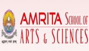 Amrita School of Arts and Sciences - [Amrita School of Arts and Sciences]
