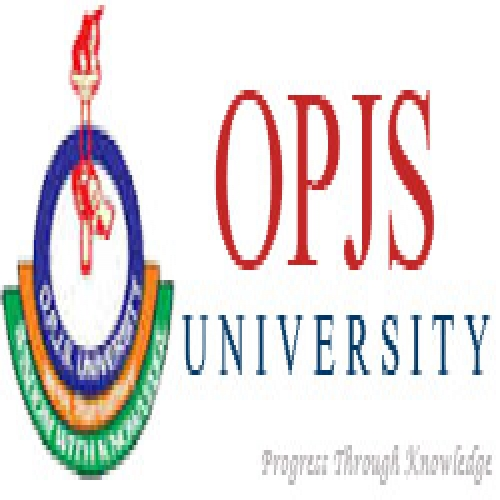 OPJS University School Of Education - [OPJS University School Of Education]