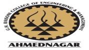 G H Raisoni College of Engineering & Management Ahmednagar - [G H Raisoni College of Engineering & Management Ahmednagar]