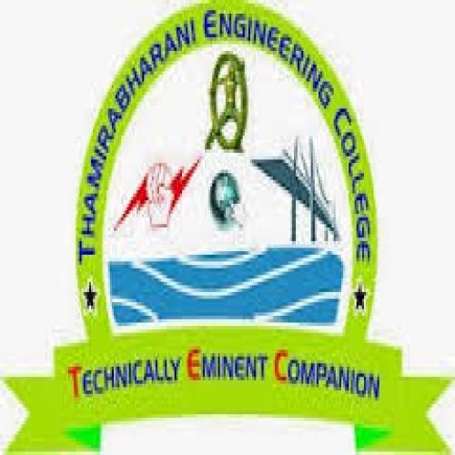 Thamirabharani Engineering College - [Thamirabharani Engineering College]