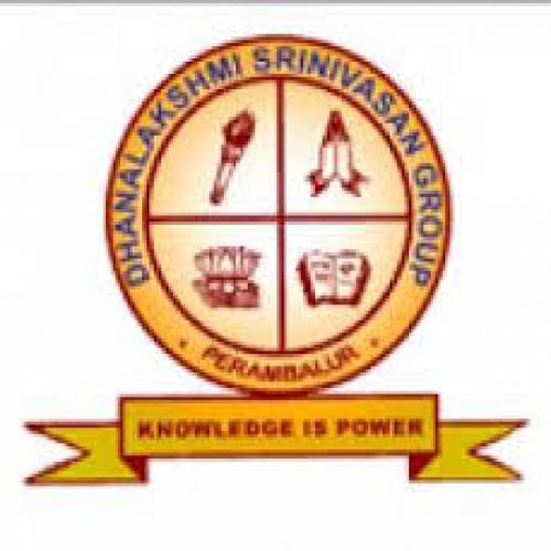 Dhanalakshmi Srinivasan Institute Of Technology - [Dhanalakshmi Srinivasan Institute Of Technology]