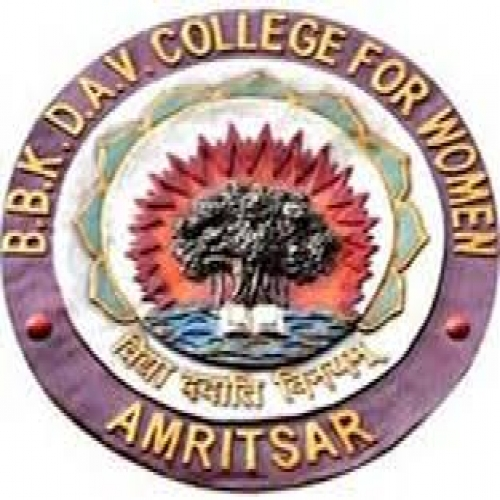 BBK DAV College for Women - [BBK DAV College for Women]