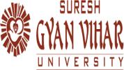 Suresh Gyan Vihar University - [Suresh Gyan Vihar University]