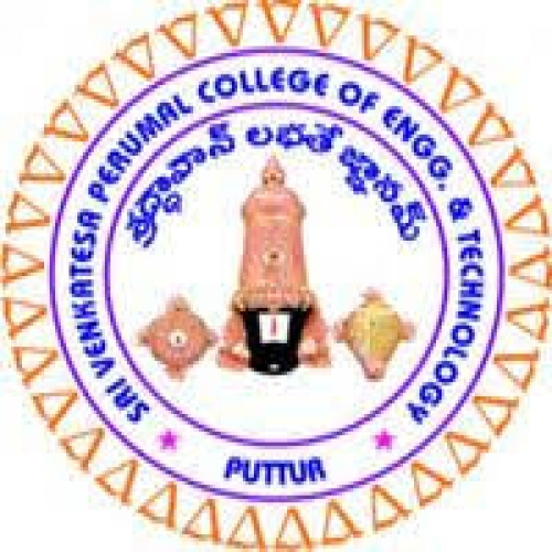 Sri Venkatesa Perumal College Of Engineering & Technology - [Sri Venkatesa Perumal College Of Engineering & Technology]