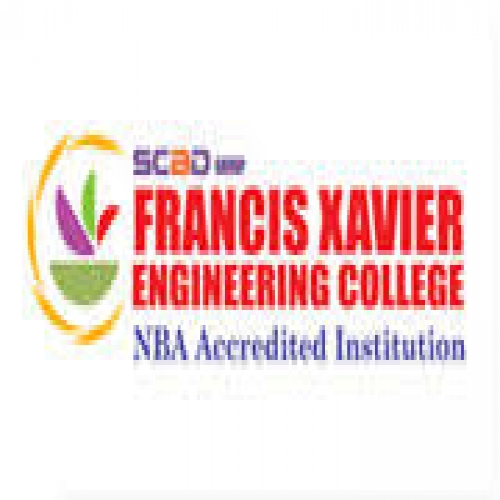 Francis Xavier Engineering College - [Francis Xavier Engineering College]