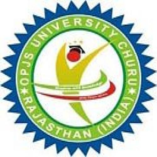 OPJS University - [OPJS University]