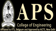 APS College of Engineering - [APS College of Engineering]