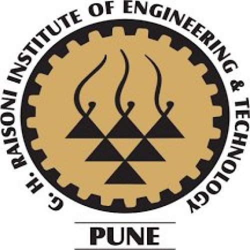 G H Raisoni Institute Of Engineering & Technology, Pune - [G H Raisoni Institute Of Engineering & Technology, Pune]