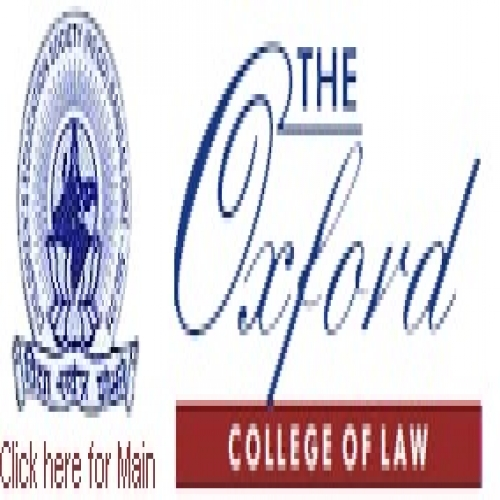 The Oxford College of Law - [The Oxford College of Law]
