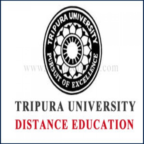 Tripura University-Directorate of Distance Education - [Tripura University-Directorate of Distance Education]