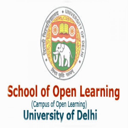 University of Delhi Directorate of Distance Education - [University of Delhi Directorate of Distance Education]