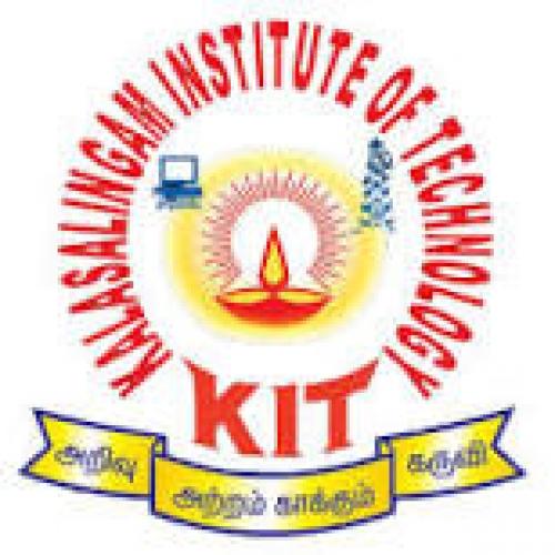 Kalasalingam Institute of Technology - [Kalasalingam Institute of Technology]