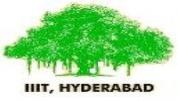 International Institute of Information Technology Hyderabad - [International Institute of Information Technology Hyderabad]