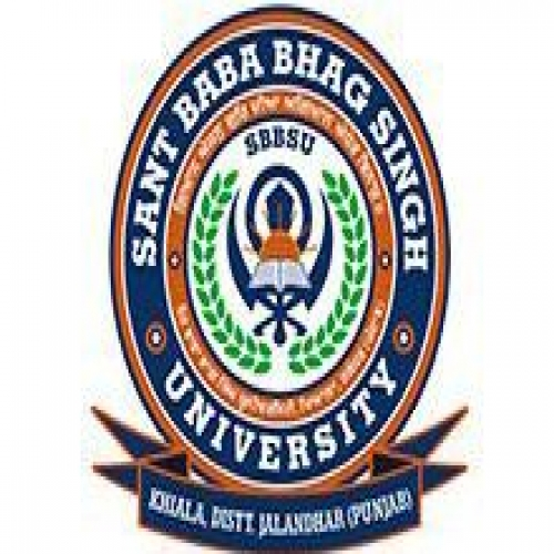 Sant Baba Bhag Singh University - [Sant Baba Bhag Singh University]