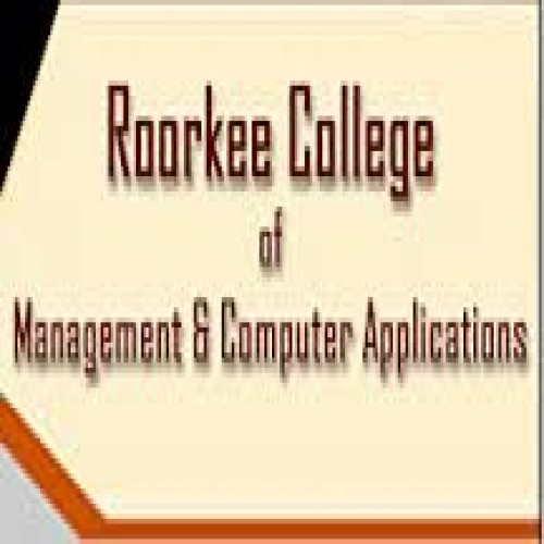Roorkee College of Management and Computer Applications