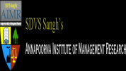 Annapoorna Institute of Management Research - [Annapoorna Institute of Management Research]