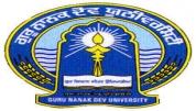 Guru Nanak Dev University - [Guru Nanak Dev University]