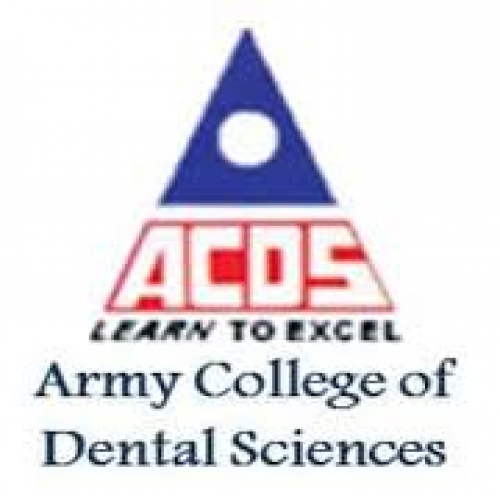 Army College of Dental Sciences - [Army College of Dental Sciences]