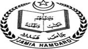 Jamia Hamdard - [Jamia Hamdard]