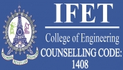IFET College of Engineering - [IFET College of Engineering]