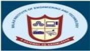 Balaji Institute of Engineering & Technology - [Balaji Institute of Engineering & Technology]